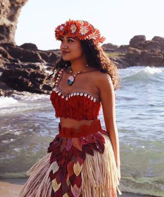 The Internet Is Convinced This Teenager Is Moana in Real Life