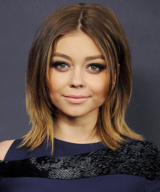 Sarah Hyland's New Blonde Hair Means Spring Is Here