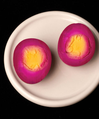 These Pretty Pickled Eggs Are About to Take Over Your Instagram Feed