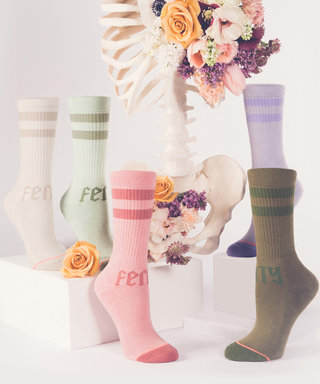 Rihanna's New Line of Fenty for Stance Socks Will Keep Your Feet Looking Chic