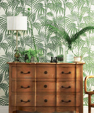 7 Reasons Palm Prints Are Our Favorite Home Trend Right Now