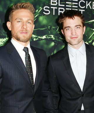 Charlie Hunnam Helped Make This the Handsomest Red Carpet of the Week