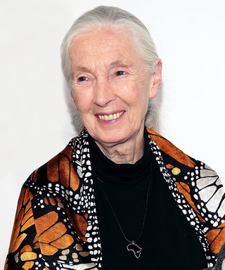 Jane Goodall Continues to Be a Hero ... in Life and Fashion