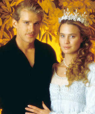 Cary Elwes Wishes Princess Bride Co-Star Robin Wright Happy Birthday