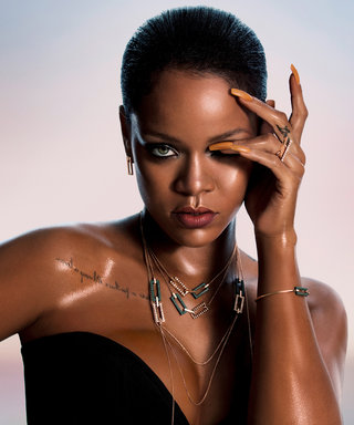 Rihanna Collaborates with Chopard on a New Jewelry Collection