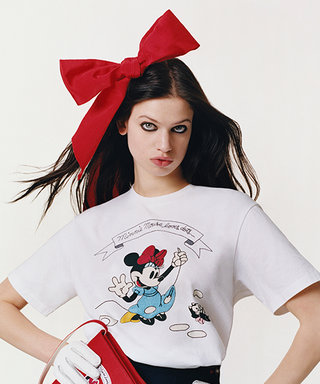 You Can Now Dress Like Minnie Mouse, Thanks to Uniqlo & Olympia Le Tan