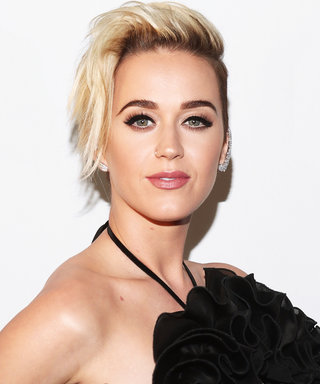 Katy Perry Just Got Her Shortest Haircut Yet