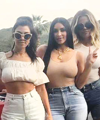 The Kardashians Celebrate National Sibling Day with Touching Photos