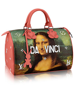 Louis Vuitton Fans: Get Your Hands on This New Art-Fueled Collection