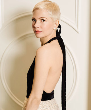 How Michelle Williams Nails Awards Show Fashion