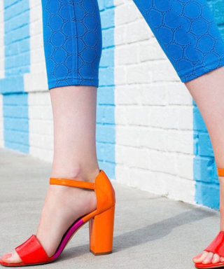 Hillary Clinton Turns Model For Katy Perry's Shoe Collection