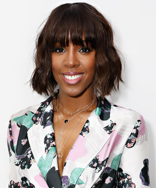 Kelly Rowland Welcomes Spring in the Best Way Ever