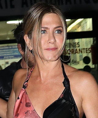 Jennifer Aniston's Romantic Maxi Is the Perfect Date Night Outfit