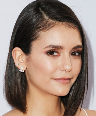 Nina Dobrev's Earrings Look Expensive, But They're Less Than $100