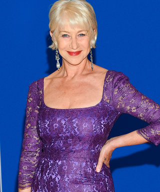 How to Get Helen Mirren's Classy, Sexy Style