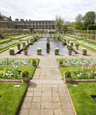A Princess Diana Memorial Garden Opens at Kensington Palace