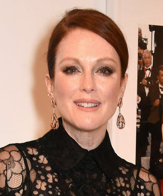 Julianne Moore Wore Spring's Perfect LBD