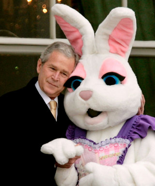 A Look Back at White House Easter Egg Rolls