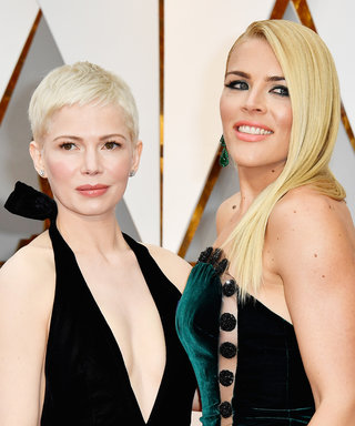 BFFs Michelle Williams & Busy Philipps Go Makeup-Free for Girls' Day Out