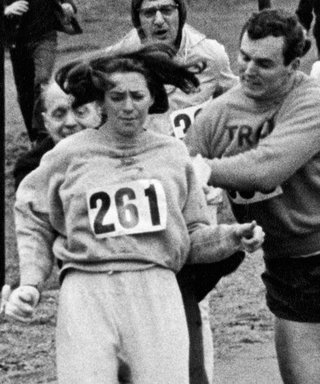 First Woman to Officially Run the Boston Marathon in 1967 Back at It