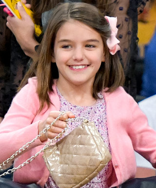 Here's a Look at Suri Cruise's 11 Best Millennial Pink Moments to Celebrate Her 11th Birthday