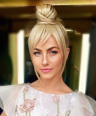 Julianne Hough Transformed into Tinkerbell for DWTS Disney Night