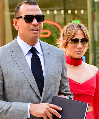 J.Lo and A-Rod Visit a School Together in the Dominican Republic