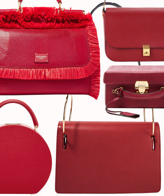 15 Red Bags to Embolden Your Spring Look