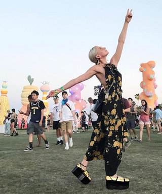 How to Eat Healthy at Coachella, According to Designer Jennifer Fisher