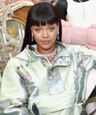 Rihanna Isn't Above Ringing Up Your Fenty x Puma Buys at Her Pop-Up