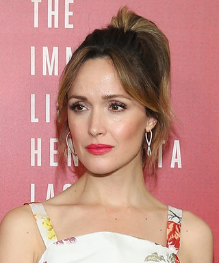 Rose Byrne Wore the Springiest of Spring Dresses and It Was Awesome