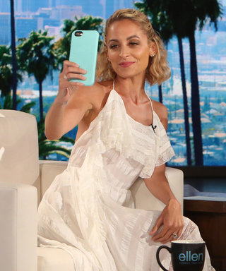 Nicole Richie Has a Very Unique Plan to Make Her Kids Think She's Cool