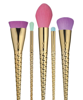 Tarte Just Won Our Hearts with Fairytale Makeup Brushes