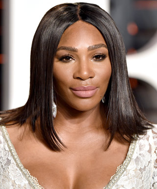 Serena Williams Says Fiancé Is Spoiling Daughter with Clothes and Toys