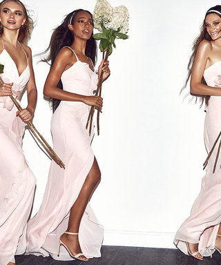 Here's How You Can Save $40 on These Affordable Bridesmaid Dresses