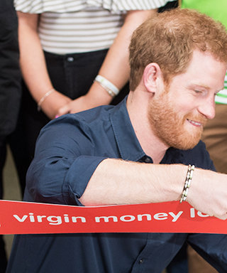 Prince Harry Panics as He Realizes He Left a 5-Year-Old with Scissors