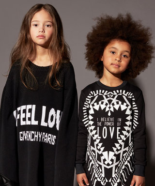 See Givenchy's Edgy Kid's Line (Yes, Really)