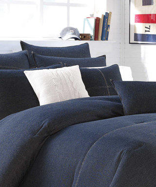 Denim Décor for Your Home That's Anything But Tacky