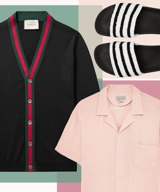 We're Stealing These 8 Items from the Men's Department This Week