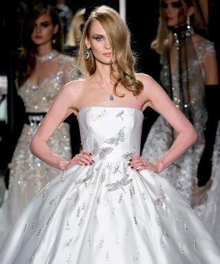 Fairy Tale Wedding Dresses That'll Make You Want To Get Married Tomorrow