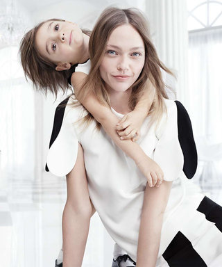 Victoria Beckham x Target Has Chic Mommy-and-Me Looks for Mother's Day