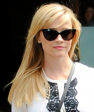 Reese Witherspoon Takes It Back to Black in an Unexpected Ensemble