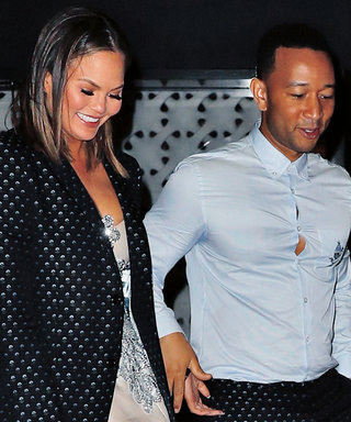Chrissy Teigen and John Legend Turn Date Night Into Prom Night