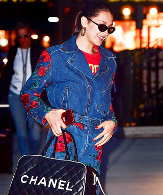 Bella Hadid Shows You Don't Need to be the Birthday Girl to Win Best Dressed