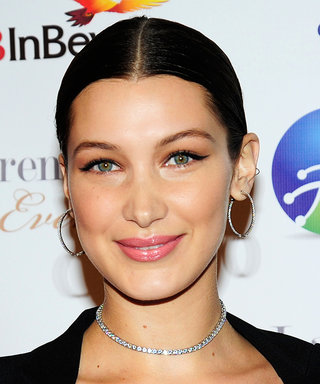 Bella Hadid Heats Up Miami in White Bikini
