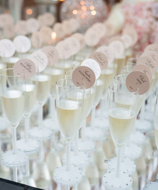 13 Ways to Make Your Escort Card Table a Design Focus