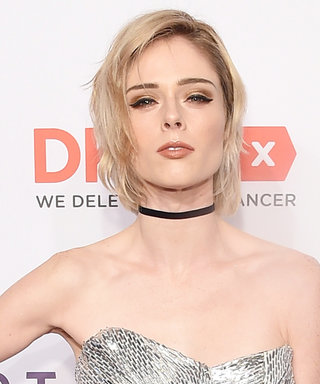 Coco Rocha Wore a Choker to a Gala and It Worked