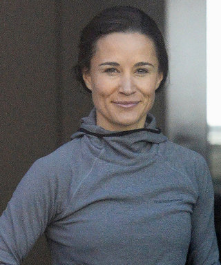 Pippa Middleton Works Out for Her Wedding in These $99 Sneakers