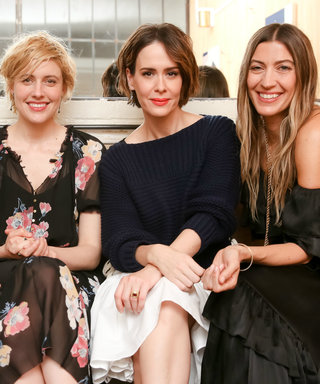 Michelle Williams and Sarah Paulson Fête Their Favorite Downtown Dress Designer