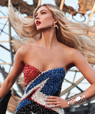 Go Behind-the-Scenes at Karlie Kloss's Superhuman InStyle Cover Shoot